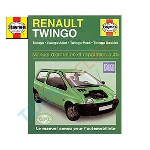 revue technique pour renault twingo essence 93 achat. Black Bedroom Furniture Sets. Home Design Ideas