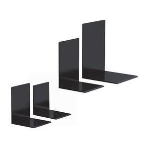 maul serre livres en plastique noir 120 x 120 achat vente serre livres cdiscount. Black Bedroom Furniture Sets. Home Design Ideas