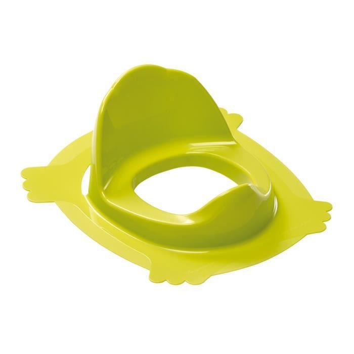 thermobaby r 233 ducteur de toilettes vert vert anis achat vente r 233 ducteur de wc 3023190722214