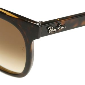 ray ban lunettes de soleil rb4184 mixte