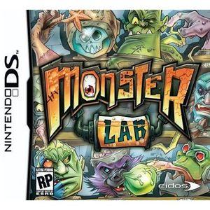 JEU DS - DSI MONSTER LAB / JEU CONSOLE Nintendo DS