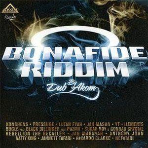 CD VARIÉTÉ INTERNAT Bonafide Riddim