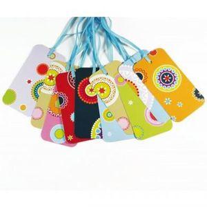 Etiquettes cadeaux de noel achat vente etiquettes - Papier cadeau noel pas cher ...