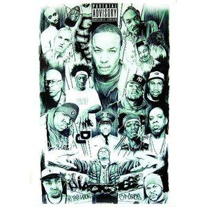 Poster de rap achat vente poster de rap pas cher for Achat maison rap
