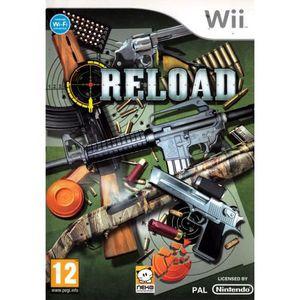 JEUX WII Reload