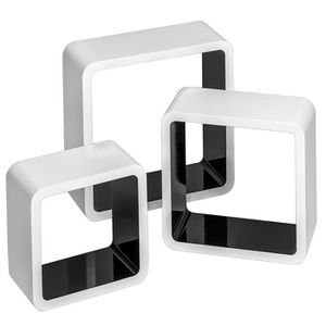Cube de rangement achat vente cube de rangement pas - Etageres cubes murales ...