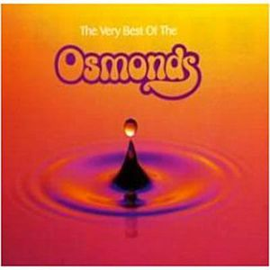 CD COMPILATION Very best of the Osmonds - Remasterisé
