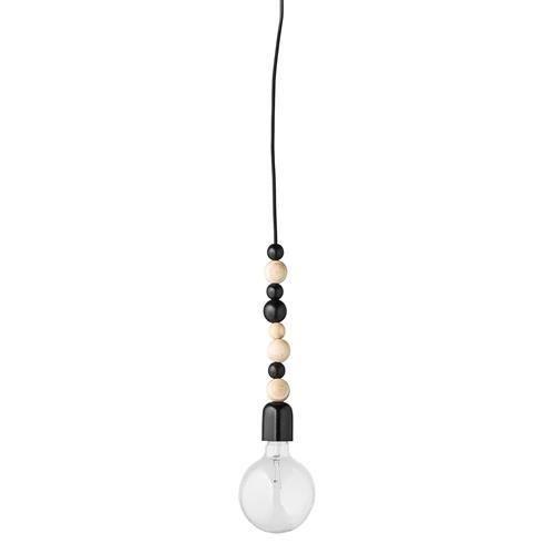 suspension perles bloomingville achat vente. Black Bedroom Furniture Sets. Home Design Ideas