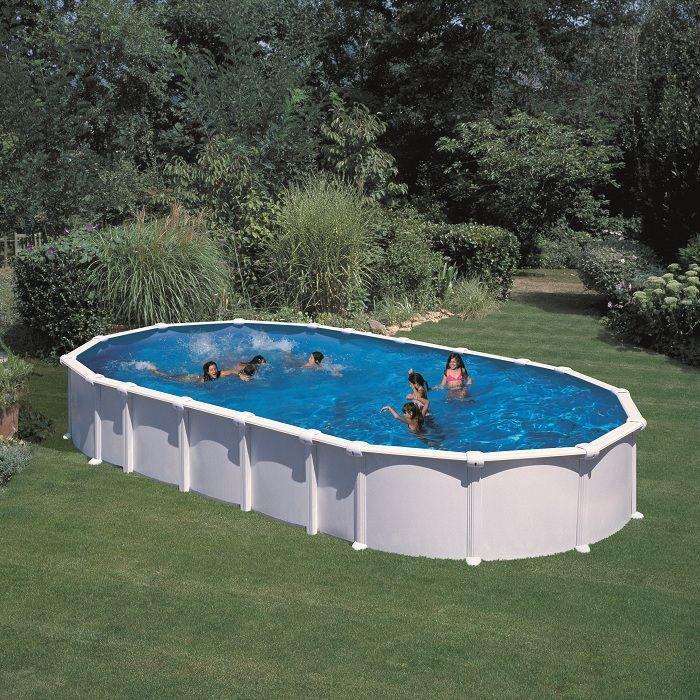 Kit piscine paroi acier d montable achat for Achat piscine acier