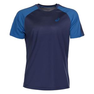 MAILLOT - POLO DE SPORT ASICS Maillot Running Manches Courtes Homme RNG