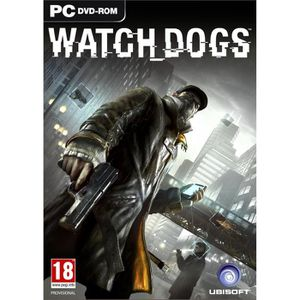 JEU PC Watch Dogs Jeu PC