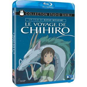 BLU-RAY MANGA Blu-Ray Le Voyage de Chihiro