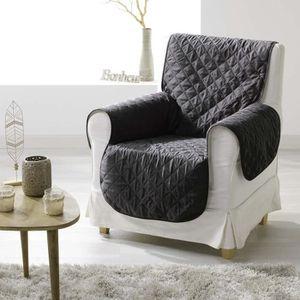 housse de fauteuil club achat vente housse de fauteuil club pas cher cdiscount. Black Bedroom Furniture Sets. Home Design Ideas
