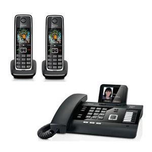 telephone fax repondeur achat vente telephone fax. Black Bedroom Furniture Sets. Home Design Ideas
