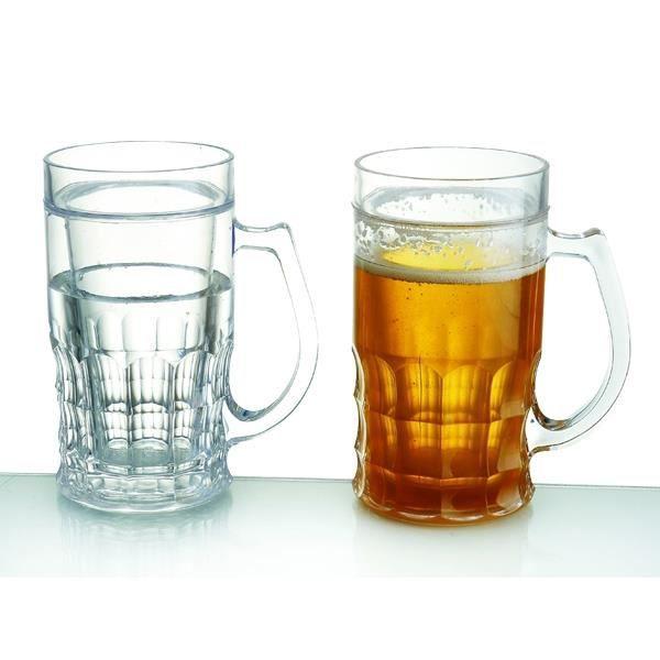 Mug rafraichissant pour bi re 400 ml shooter insolite for Maison de la biere reims