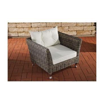 Petit fauteuil design de salon de jardin gianpietro achat vente chaise - Petit fauteuil de salon ...
