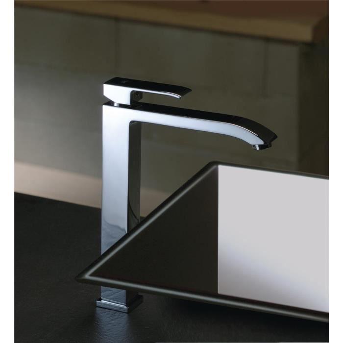 mitigeur lavabo haut funny chrom pour vasque d achat vente robinetterie sdb mitigeur. Black Bedroom Furniture Sets. Home Design Ideas