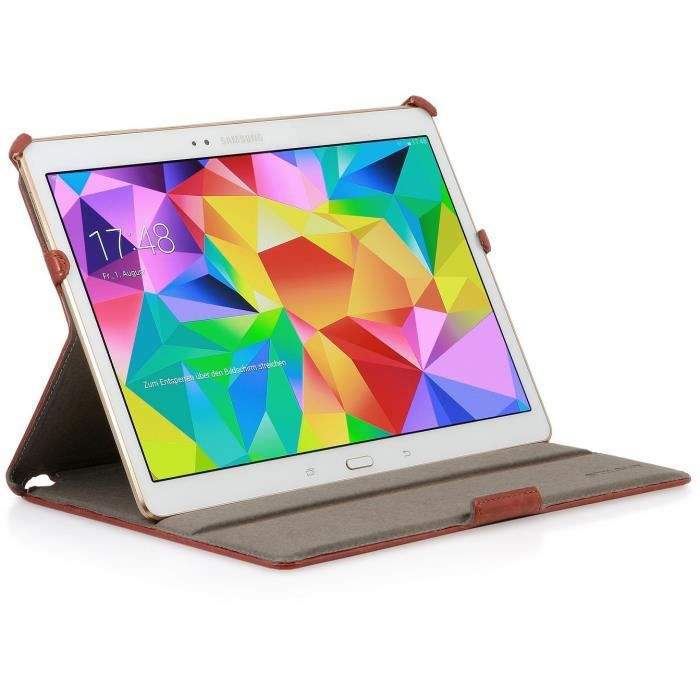 Housse galaxy tab s 10 5 achat vente coque housse for Housse galaxy tab s