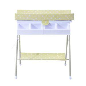 Table langer plan langer b b achat vente table - Table a langer avec baignoire pliable ...