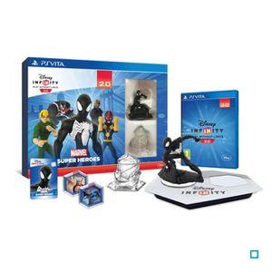 JEU PS VITA Pack de démarrage PS Vita Disney Infinity 2.0 : Ma