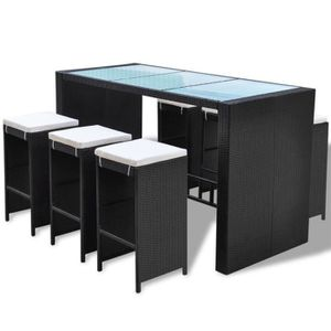 meuble bar exterieur achat vente meuble bar exterieur pas cher cdiscount. Black Bedroom Furniture Sets. Home Design Ideas