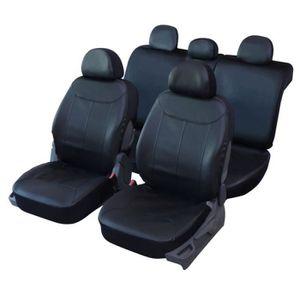 housse pour siege voiture cuir achat vente housse pour siege voiture cuir pas cher cdiscount. Black Bedroom Furniture Sets. Home Design Ideas