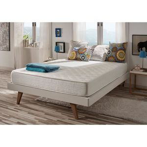 matelas epais 160 200 achat vente matelas epais 160 200 pas cher cdiscount. Black Bedroom Furniture Sets. Home Design Ideas