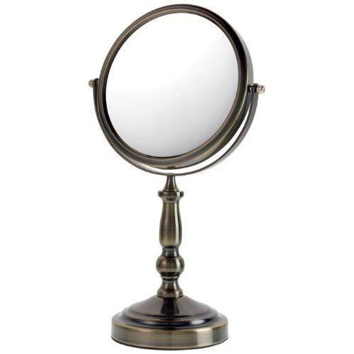 Danielle miroir chevalet bronze bross 19 cm achat for Miroir danielle