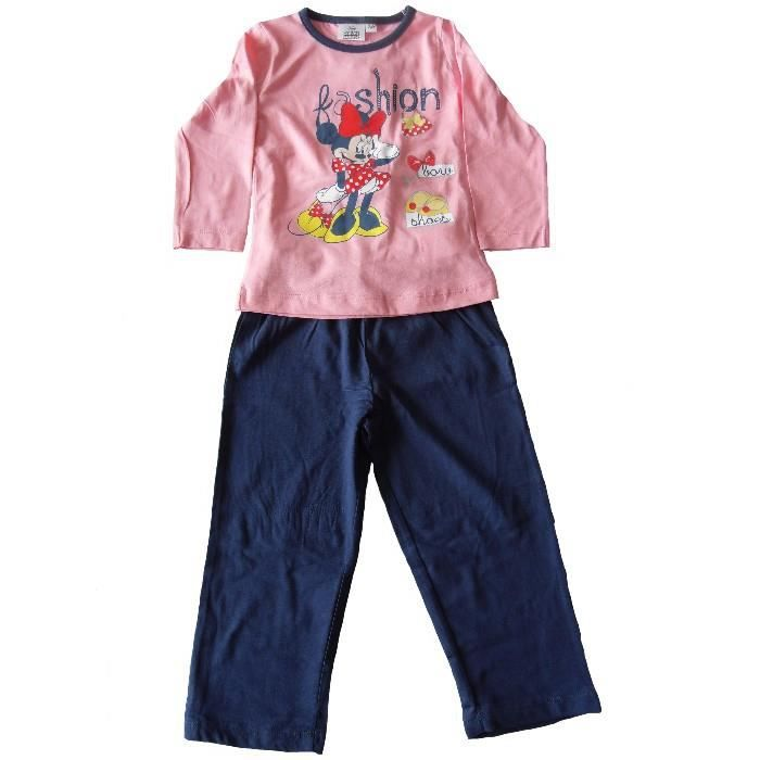 pyjama disney minnie 3 ans rose achat vente chemise de nuit 2009949342224 cdiscount. Black Bedroom Furniture Sets. Home Design Ideas