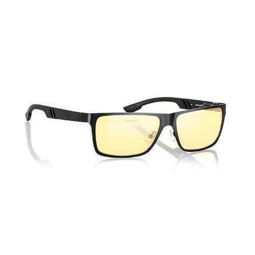 gunnar vinyl onyx lunettes anti fatigue visuelle noir achat vente lunettes lumiere bleue. Black Bedroom Furniture Sets. Home Design Ideas