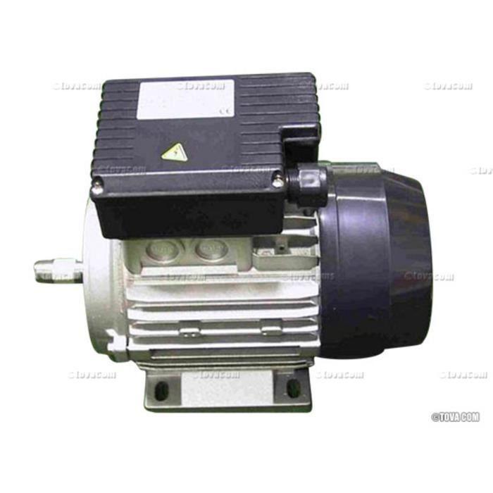 moteur lectrique 2 cv mono 2800 tr min achat vente moteur soufflerie moteur. Black Bedroom Furniture Sets. Home Design Ideas