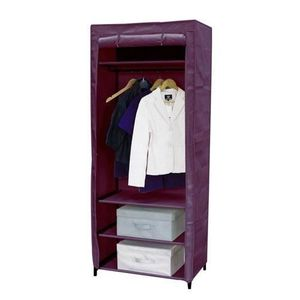 armoire tissu achat vente armoire tissu pas cher. Black Bedroom Furniture Sets. Home Design Ideas