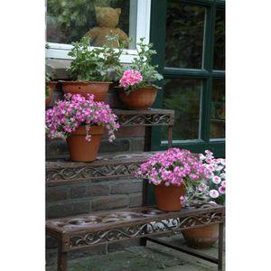 etagere plantes achat vente etagere plantes pas cher. Black Bedroom Furniture Sets. Home Design Ideas