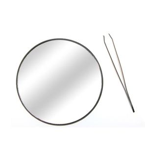 Miroir achat vente miroir pas cher les soldes sur for Miroir grossissant ventouse