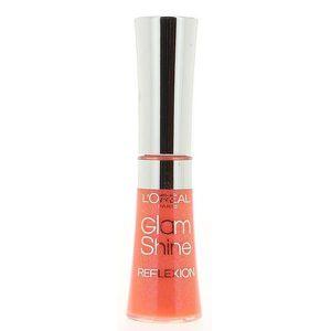GLOSS Gloss Glam Shine Diamant L'Oréal (174 Sheer Peach)