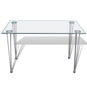 TABLE D'APPOINT Cette table élégante et moderne, conçue avec des l