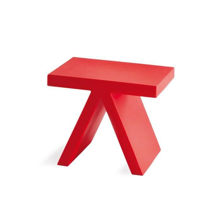 Table basse design toy slide jaune achat vente table for Table exterieur transformable