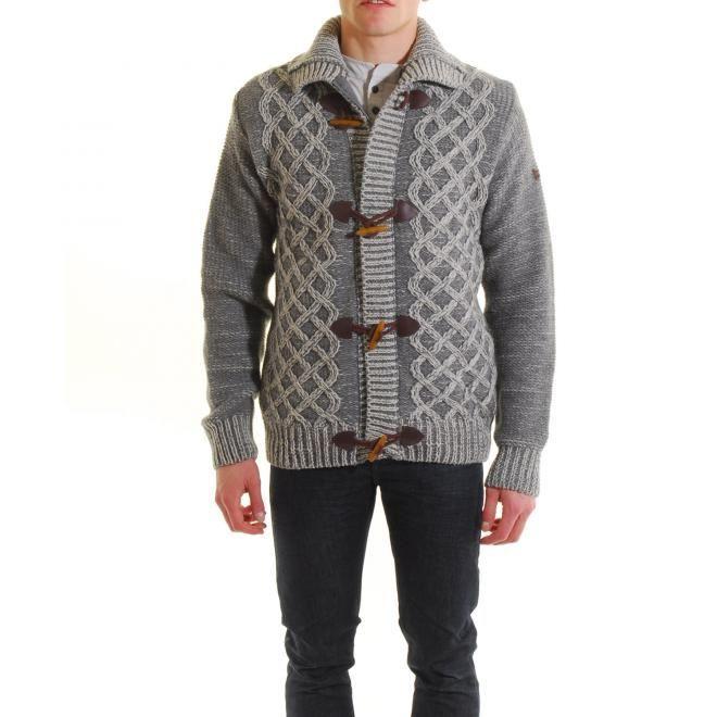 gilet homme boutons laine gilet pour homme col montant jeux de tricots fermeture boutons. Black Bedroom Furniture Sets. Home Design Ideas