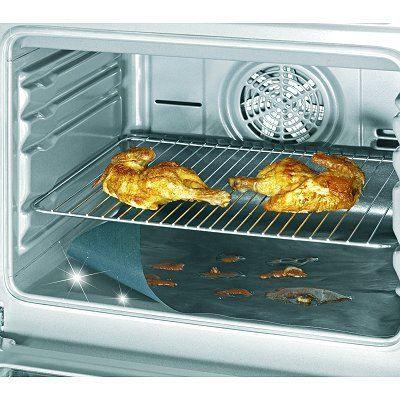 Feuille de protection pour four ustensiles de cuisine - Feuille de cuisine ...