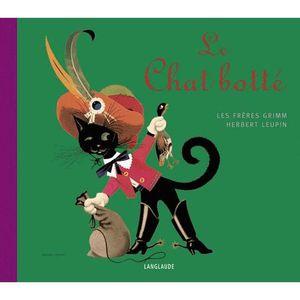 Livre 3-6 ANS Le Chat botté