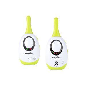ÉCOUTE BÉBÉ BABYMOOV Ecoute-bébé Babyphone Simply Care Vert