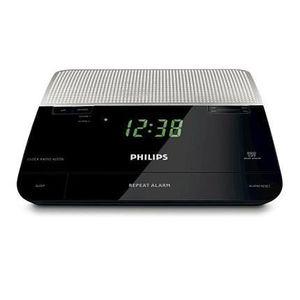 Radio Réveil PHILIPS AJ3226 NOIR