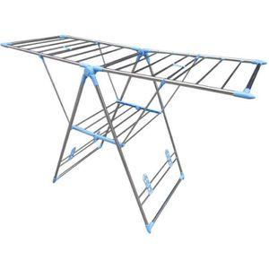 sechoir pliable achat vente sechoir pliable pas cher cdiscount. Black Bedroom Furniture Sets. Home Design Ideas