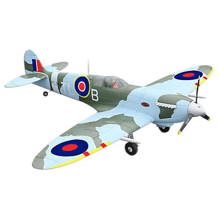 rc spitfire v2 avion radiocommande 2 4ghz nota achat vente avion h lico cdiscount. Black Bedroom Furniture Sets. Home Design Ideas