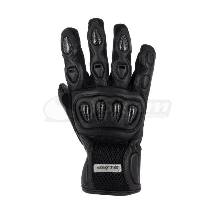 gants s line taille s coque renforc s cuir noir homologu achat vente gants sous gants. Black Bedroom Furniture Sets. Home Design Ideas