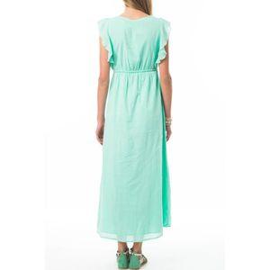 Robe Wrap Vero Moda Vert
