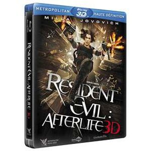 BLU-RAY FILM Blu-Ray Resident evil 4 : afterlive