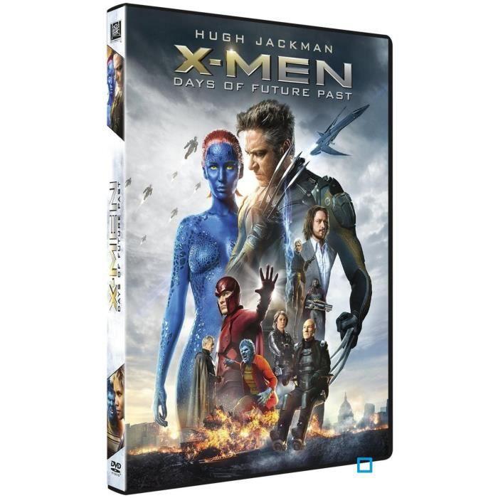 DVD FILM DVD X-men - days of future past