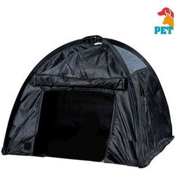 Tente niche chien chat pop up vacances plage voyage portable panier animaux achat vente kit - Tente de plage ikea ...
