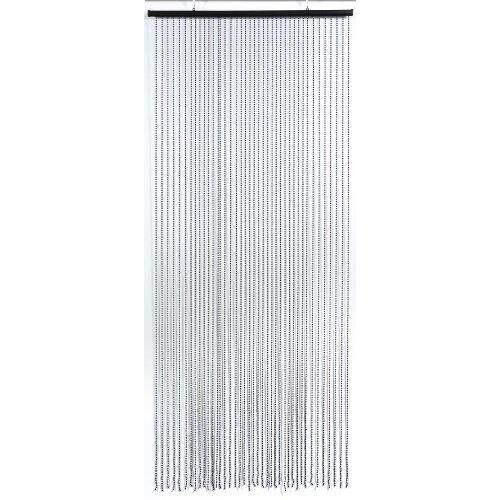 rideau de porte d co perles rondes noires 5505295 achat vente rideau de porte cdiscount. Black Bedroom Furniture Sets. Home Design Ideas